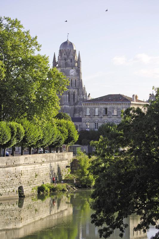 Saintes - cathédrale Saint Pierre