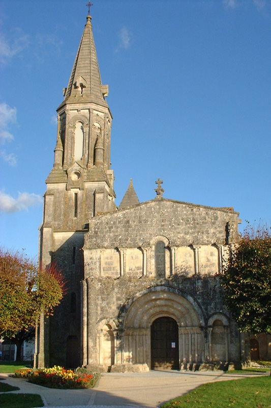 Église de Tesson